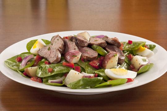 Steak & Potato Salad