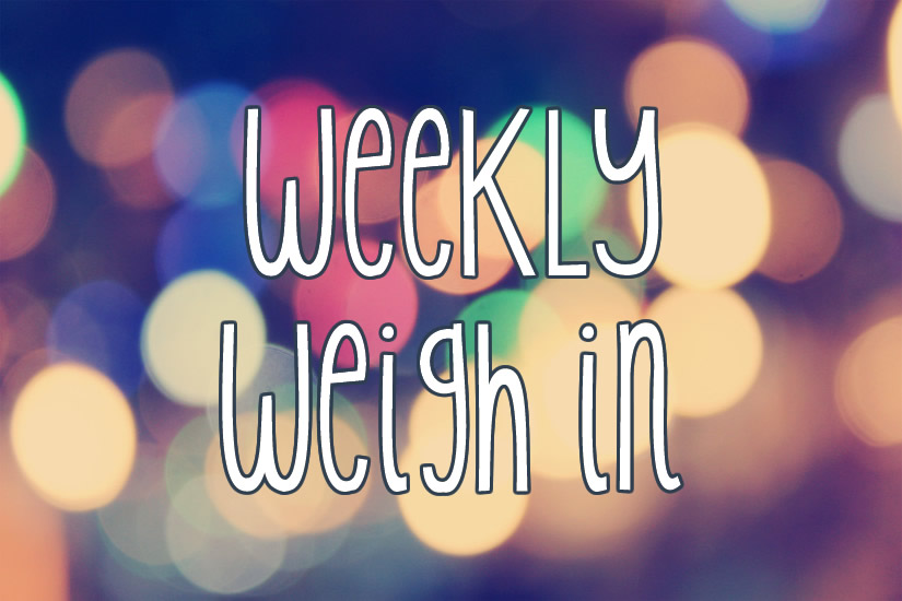 Image result for weekly weigh in