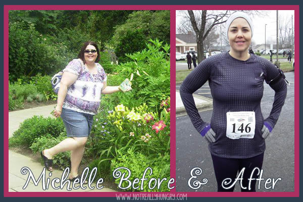 Before and After - Michelle