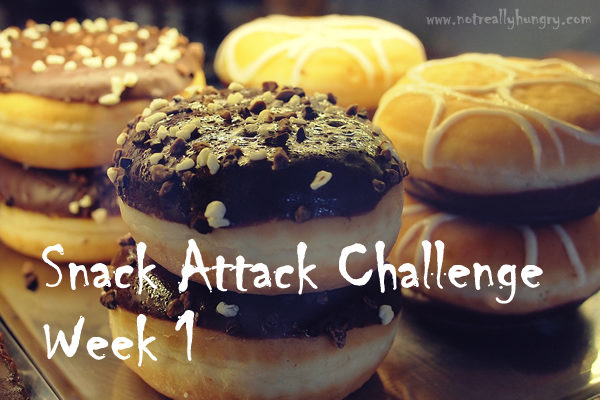 Snack Attack Week 1