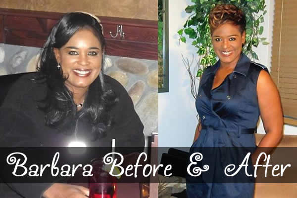 Barbara - Before and After
