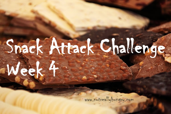 Snack Attack Week 4