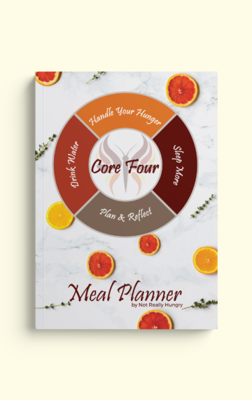 The Core Four Meal Planner
