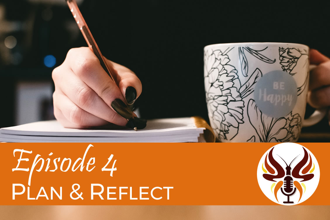 Episode 4 Plan and Reflect